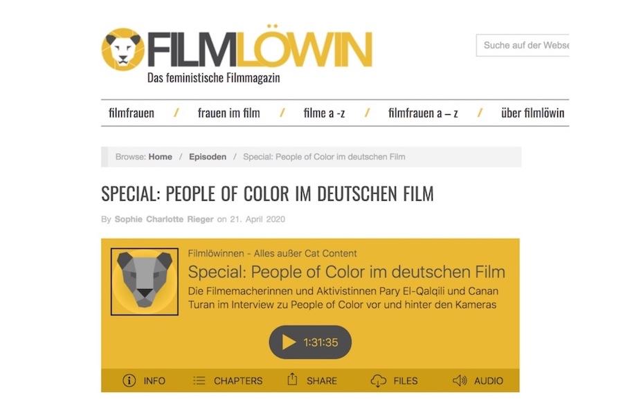 Filmlöwin - Podcast